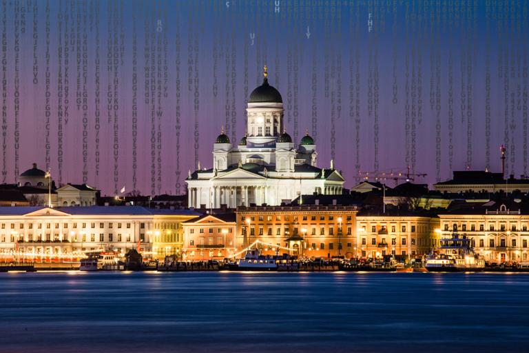 Myös Suomen tulee suojautua kyberuhilta.