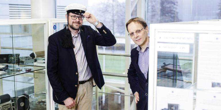 Janne Roslöf ja Lauri Kettunen
